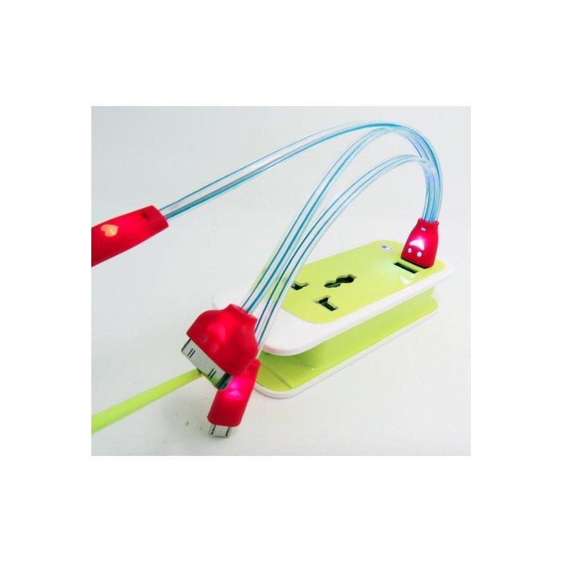 Remax USB - MicroUSB Full Speed 2m Yellow 14362