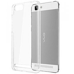 Vivo Y55 Transparent Back Case (ULTRA THIN)