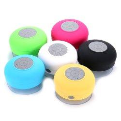 Round Water Resistant Bluetooth Speaker