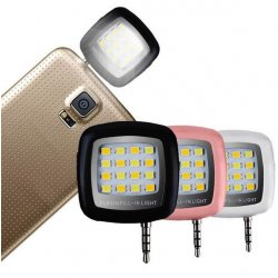 Selfie Enhancing LED Flash Light
