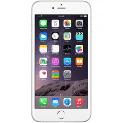 Apple iPhone 6 Plus 128GB Silver (REFURBISHED)
