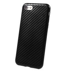 Samsung Galaxy S7 Edge Carbon Fibre TPU Back Case