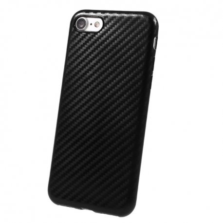 Samsung Galaxy J7 Prime Carbon Fibre TPU Back Case