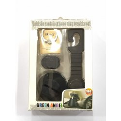 Car Mount Holder with Buckle and iRing Set