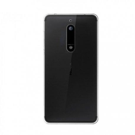 Nokia 5 Transparent Back Case (ULTRA THIN)