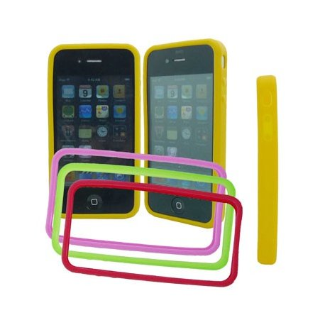 Apple iPhone 4 4s Side Bumper Casing