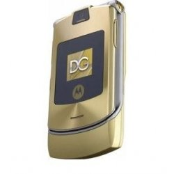 Motorola V3i D&G Edition (REFURBISHED)