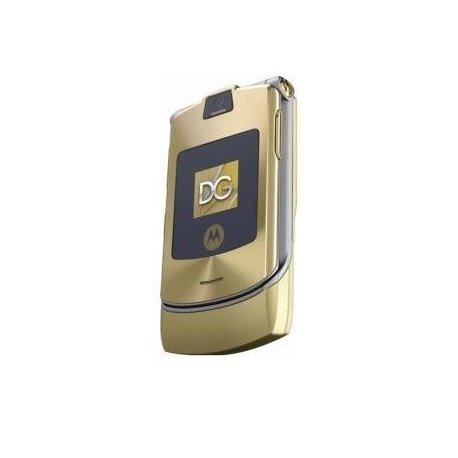 Motorola V3i D&G Edition (REFURBISHED)