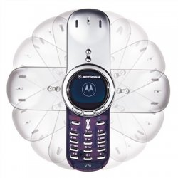 Motorola V70 (REFURBISHED)