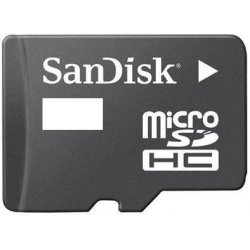 Sandisk MicroSD 32GB Memory Card