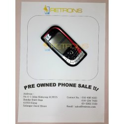 Nokia 7610 (PRE-OWNED)