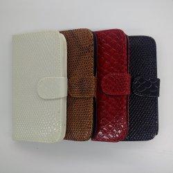 iPhone 4 / 4S Folio Leather Flip Case