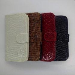 iPhone 5 / 5S Folio Leather Flip Case