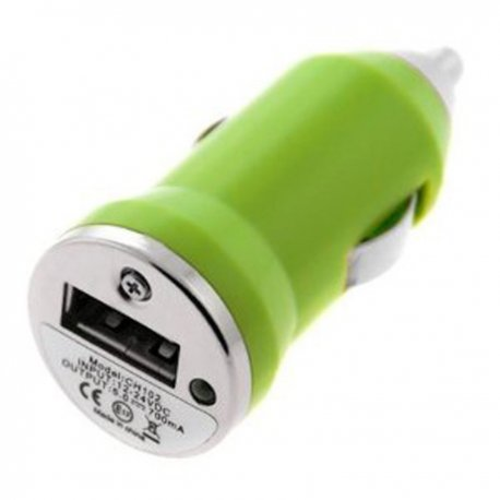 Colourful Car Charger