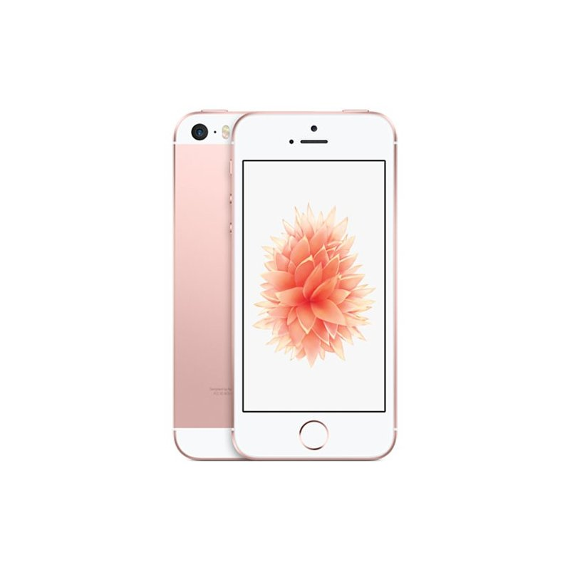 Apple Iphone Se 64gb Rose Gold Pink Brand New Retrons