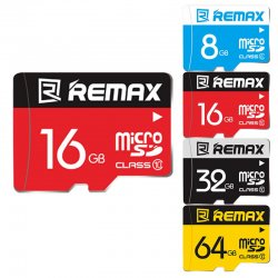 Remax Memory Card 3.0 Class 10