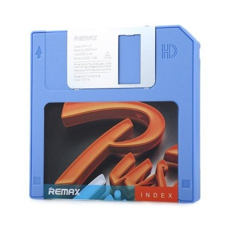 Remax Diskette 5000mAh Power Bank