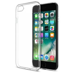 Apple iPhone 7 Plus Transparent Back Case (ULTRA THIN)
