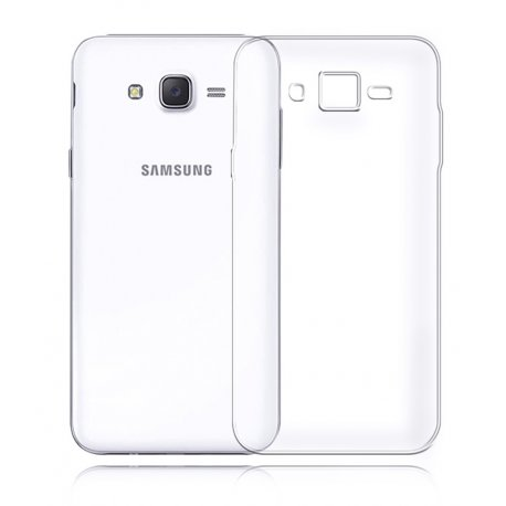 Samsung Galaxy S5 Transparent Back Case (ULTRA THIN)