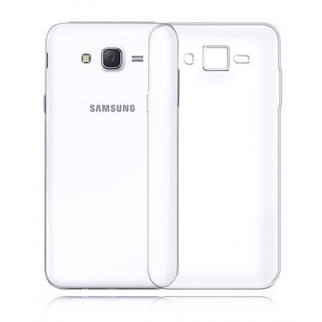 Samsung Galaxy J1 Ace Transparent Back Case ULTRA THIN