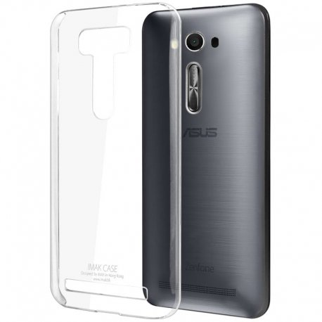 huge selection of facd1 a9bec Asus Zenfone 6 Transparent Back Case (ULTRA THIN)