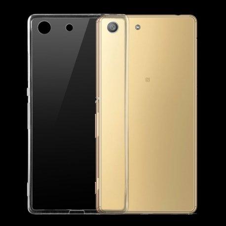 the best attitude 673da 10599 Sony Xperia Z3 Plus Transparent Back Case (ULTRA THIN)