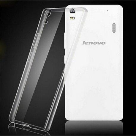 brand new 745df ec133 Lenovo Vibe X2 Transparent Back Case (ULTRA THIN)