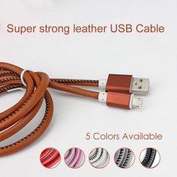 Premium Leather USB Cable