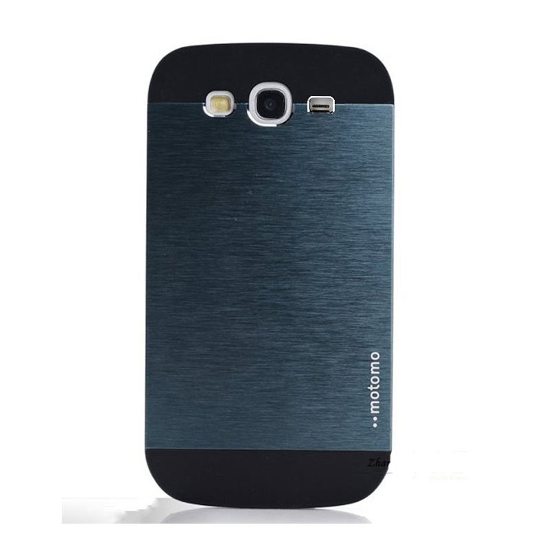 differently 02dd3 22b5d Apple iPhone 4 4s Motomo Ino Metal Case