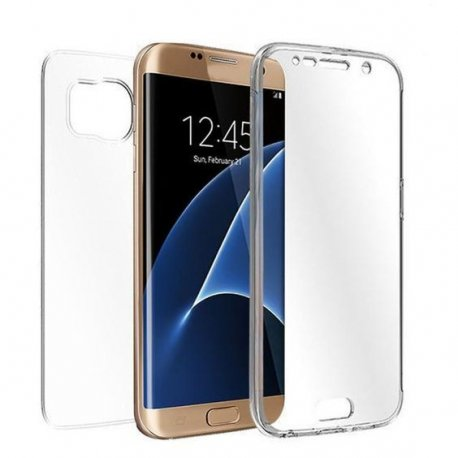 Samsung Galaxy S7 2 in 1 Full Casing (Front & Back)