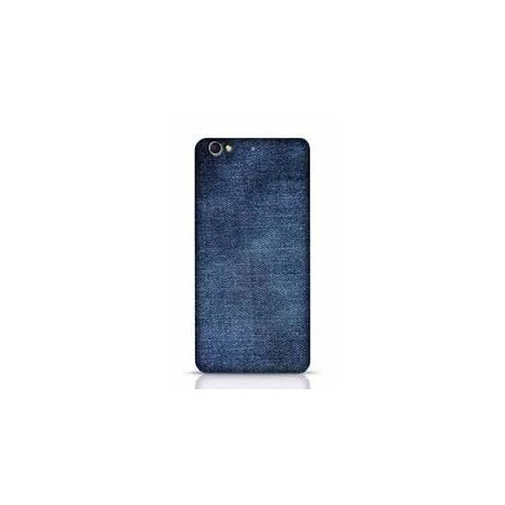 Oppo F1 A35 S View Jeans Case Retrons