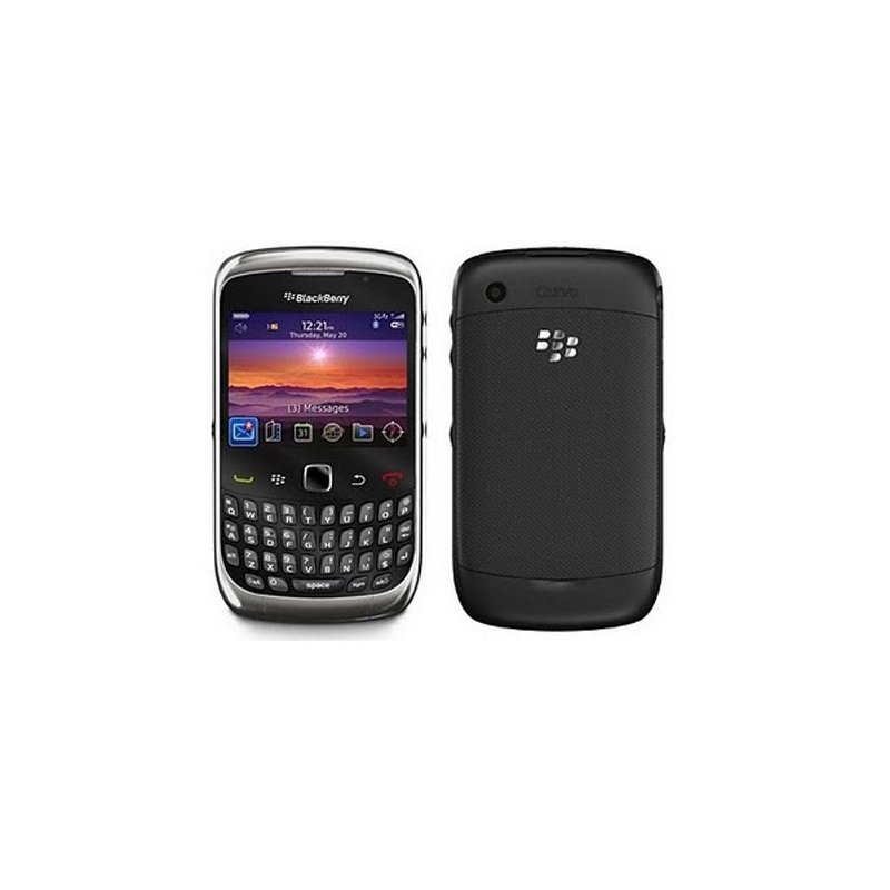 Blackberry Curve 3g 9300: Blackberry Curve 3G 9300 (REFURBISHED)