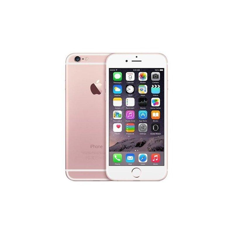 apple iphone 6 64gb pink rose gold refurbished retrons. Black Bedroom Furniture Sets. Home Design Ideas
