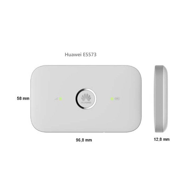 Huawei Mobile 4G WiFi Modem E5573