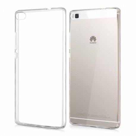 Huawei P10 Plus Transparent Back Case (ULTRA THIN)