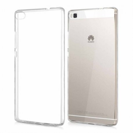 Huawei P10 Lite Transparent Back Case (ULTRA THIN)
