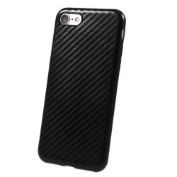Samsung Galaxy S6 Edge Carbon Fibre TPU Back Case