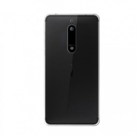 Nokia 5 Transparent Back Case (ULTRA THIN)