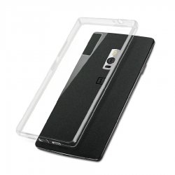 One Plus 5 Transparent Back Case (ULTRA THIN)