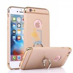 Apple iPhone 7 Plus Premium Hard Back Case with iRing