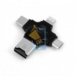 Earldom All in 1 Adapter Card Reader ET-OT20
