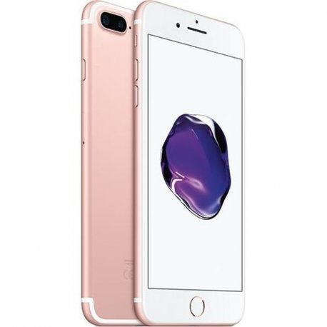Apple Iphone 7 Plus 128gb Rose Gold Pink Pre Owned