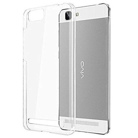 Vivo V7 Plus Transparent Back Case (ULTRA THIN)