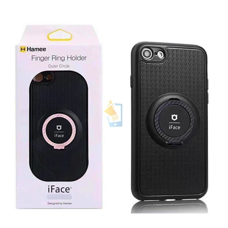 online store fe545 8eed8 Apple iPhone 6 Plus iFace Magnetic Holder Back Case