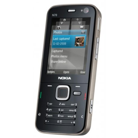 Nokia N78 (REFURBISHED)