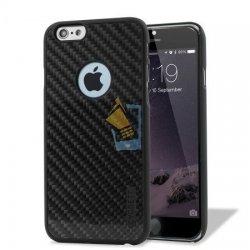 Spigen Apple iPhone 5 5s SE Carbon Fibre Back Case