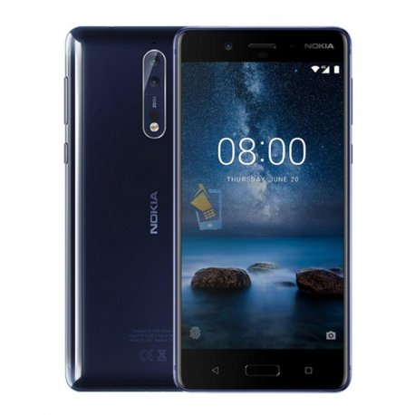 Nokia 8 64GB (ORIGINAL)