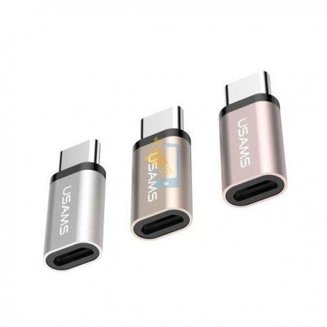 USAMS Type C to Micro Adapter Converter