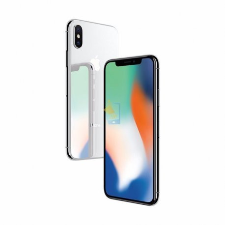 Apple iPhone X 64GB Silver (BRAND NEW)