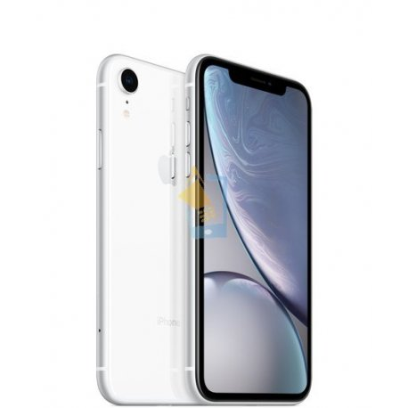 Apple iPhone XR 128GB White (PRE-OWNED)